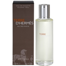 Hermès Terre D'Hermes Eau Tres Fraiche туалетна вода для чоловіків 125 мл наповнення