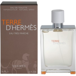 Hermès Terre D'Hermes Eau Tres Fraiche Eau de Toilette for Men 75 ml