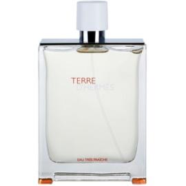 Hermès Terre D'Hermes Eau Tres Fraiche toaletní voda tester pro muže 125 ml