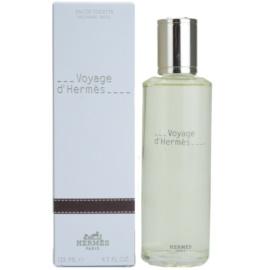 Hermès Voyage d´Hermes Eau de Toilette unisex 125 ml Ersatzfüllung