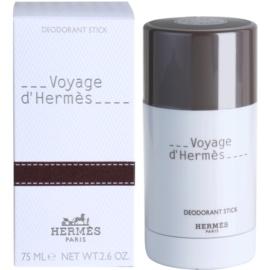 Hermès Voyage d´Hermes stift dezodor unisex 75 ml