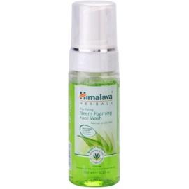 Himalaya Herbals Face Care Washes mousse de limpeza para pele normal a oleosa  150 ml