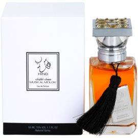 Hind Al Oud Musk Al Molok eau de parfum unisex 50 ml