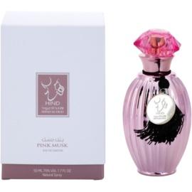 Hind Al Oud Pink Musk парфюмна вода унисекс 50 мл.