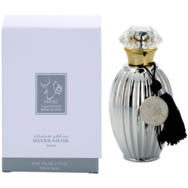 Hind Al Oud Silver Musk Limited Edition парфюмна вода унисекс 50 мл.