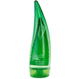 Holika Holika Aloe 99% zklidňující tělový gel s aloe vera  250 ml