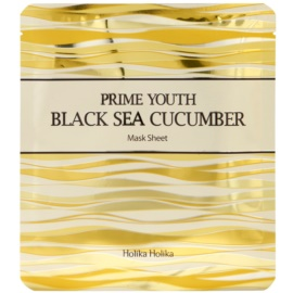 Holika Holika Prime Youth Black Sea Cucumber masca hranitoare fata  25 ml