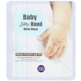 Holika Holika Baby Silky Hand ošetrujúce rukavice  2 x 25 ml