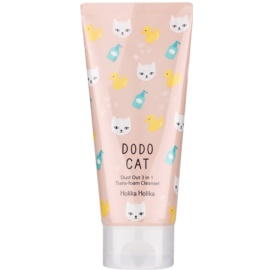Holika Holika Dodo Cat spuma de curatare 3 in 1  120 g