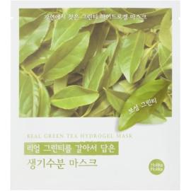 Holika Holika Hydrogel Mask Hydrating Facial Mask With Green Tea extract  32 g