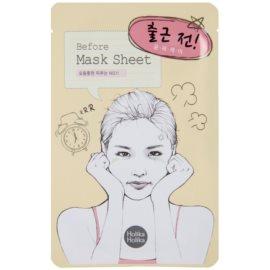 Holika Holika Mask Sheet Before masca -efect calmant  16 ml