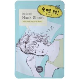 Holika Holika Mask Sheet Before relaxační pleťová maska