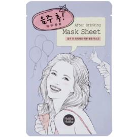 Holika Holika Mask Sheet After maseczka oczyszczająca do twarzy  18 ml