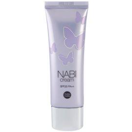 Holika Holika Nabi crema correctora y brillo saludable  Cottony (SPF 25) 50 g
