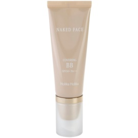 Holika Holika Naked Face BB krém magas UV védelemmel árnyalat 21.5 (SPF 50+) 40 ml