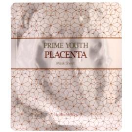 Holika Holika Prime Youth Placenta maska na obličej  25 ml