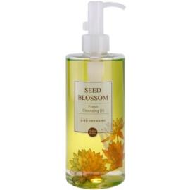 Holika Holika Seed Blossom освежаващо почиствщо масло за лице  300 мл.