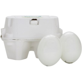 Holika Holika Smooth Egg Skin szappan zsíros és problémás bőrre  2 x 50 g