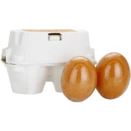 Holika Holika Smooth Egg Skin mýdlo pro suchou pleť  2 x 50 g