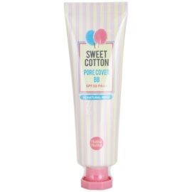 Holika Holika Sweet Cotton BB krém pro minimalizaci pórů SPF 30 odstín 02 Natural Beige 30 ml