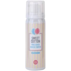 Holika Holika Sweet Cotton пяна  за изглаждане на кожата и минимизиране на порите SPF 36 PA ++ 50 мл.