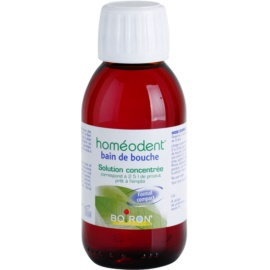 Homeodent Bain de Bouche enjuague bucal concentrado   125 ml