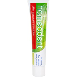 Homeodent Sensitive dentífrico para gengivas sensíveis   75 ml