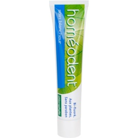 Homeodent Whiteness Care pasta do zębów o działaniu wybielającym  75 ml