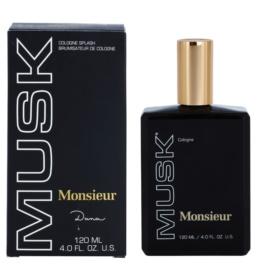 Houbigant Monsieur Musk Eau de Cologne für Herren 120 ml