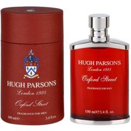 Hugh Parsons Oxford Street eau de parfum férfiaknak 100 ml
