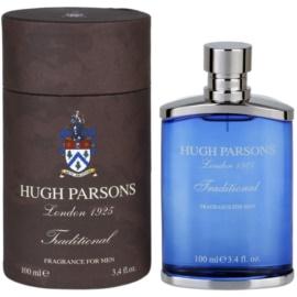 Hugh Parsons Traditional Eau De Parfum pentru barbati 100 ml