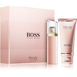 Hugo Boss Boss Ma Vie dárková sada II. parfémovaná voda 50 ml + tělový balzám 100 ml