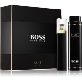 Hugo Boss Boss Nuit lote de regalo II.  eau de parfum 75 ml + leche corporal 200 ml