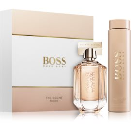 Hugo Boss Boss The Scent coffret cadeau III.  eau de parfum 100 ml + lait corporel 200 ml