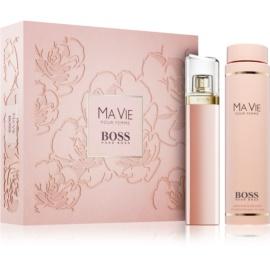 Hugo Boss Boss Ma Vie zestaw upominkowy IV. woda perfumowana 75 ml + mleczko do ciała 200 ml