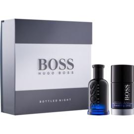 Hugo Boss Boss Bottled Night coffret XI.  Eau de Toilette 50 ml + deo stick 75 ml