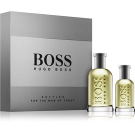 Hugo Boss Boss Bottled Geschenkset XI. Eau de Toilette 100 ml + Eau de Toilette 30 ml