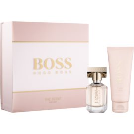 Hugo Boss Boss The Scent set cadou I.  Eau de Parfum 30 ml + Crema de corp 100 ml