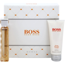 Hugo Boss Boss Orange Geschenkset VI.  Eau de Toilette 50 ml + Körperlotion 100 ml