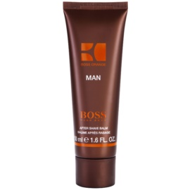 Hugo Boss Boss Orange Man borotválkozás utáni balzsam férfiaknak 50 ml
