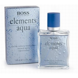 Hugo Boss Boss Elements Aqua eau de toilette férfiaknak 100 ml