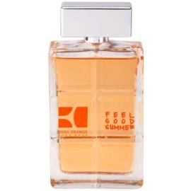 Hugo Boss Boss Orange Man Feel Good Summer туалетна вода тестер для чоловіків 100 мл