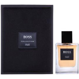 Hugo Boss Boss The Collection Velvet & Amber woda toaletowa dla mężczyzn 50 ml