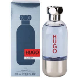 Hugo Boss Hugo Element Eau de Toilette für Herren 90 ml