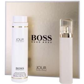 Hugo Boss Boss Jour Geschenkset I. Eau de Parfum 75 ml + Körperlotion 200 ml
