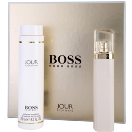Hugo Boss Boss Jour darilni set I. parfumska voda 75 ml + losjon za telo 200 ml