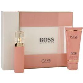 Hugo Boss Boss Ma Vie zestaw upominkowy II. woda perfumowana 50 ml + balsam do ciała 100 ml