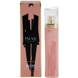 Hugo Boss Boss Ma Vie Runway Edition parfumska voda za ženske 75 ml