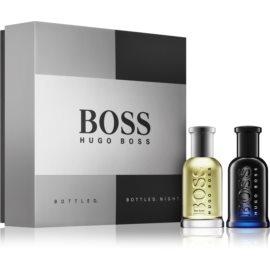 Hugo Boss Boss Bottled dárková sada XVII.  toaletní voda 30 ml + toaletní voda 30 ml
