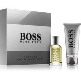 Hugo Boss Boss Bottled dárková sada XIX.  toaletní voda 50 ml + sprchový gel 100 ml